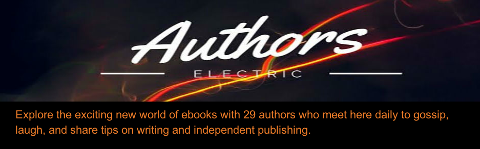 Authors Electric logo