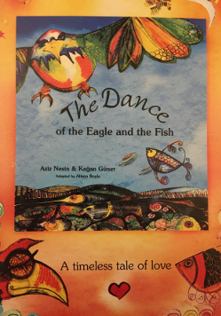 The Dance of the Eagle and the Fish cover